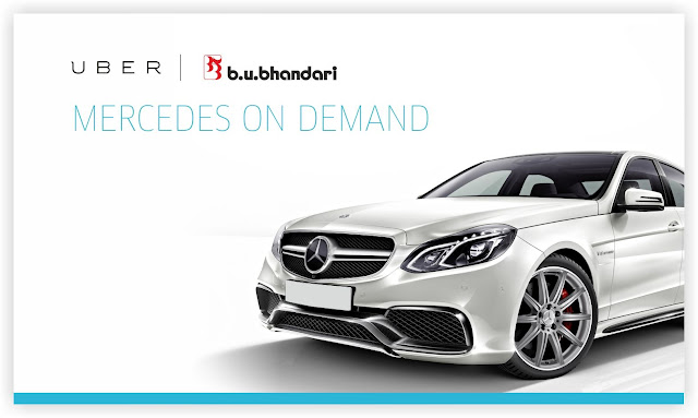 MERCEDES on Demand on PUNE for FREE