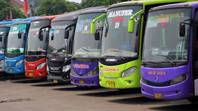 Booking Tiket Bus