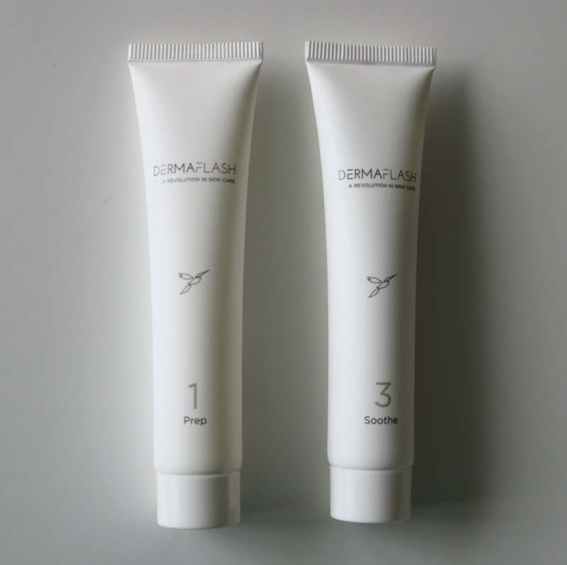 Dermaflash Facial Exfoliating Device Review Demo