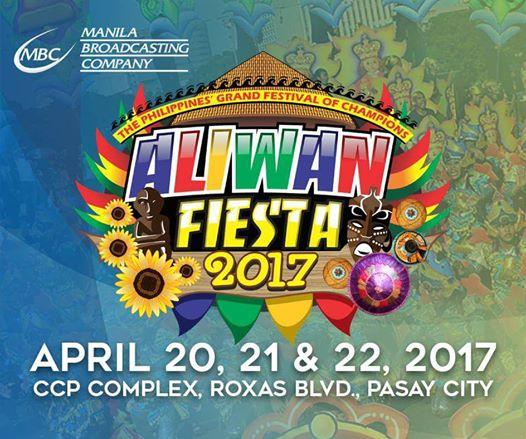 Aliwan Fiesta 2017 Schedule Winners Contingents Participants