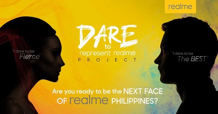 Dare to be the Next Realme PH Brand Ambassador