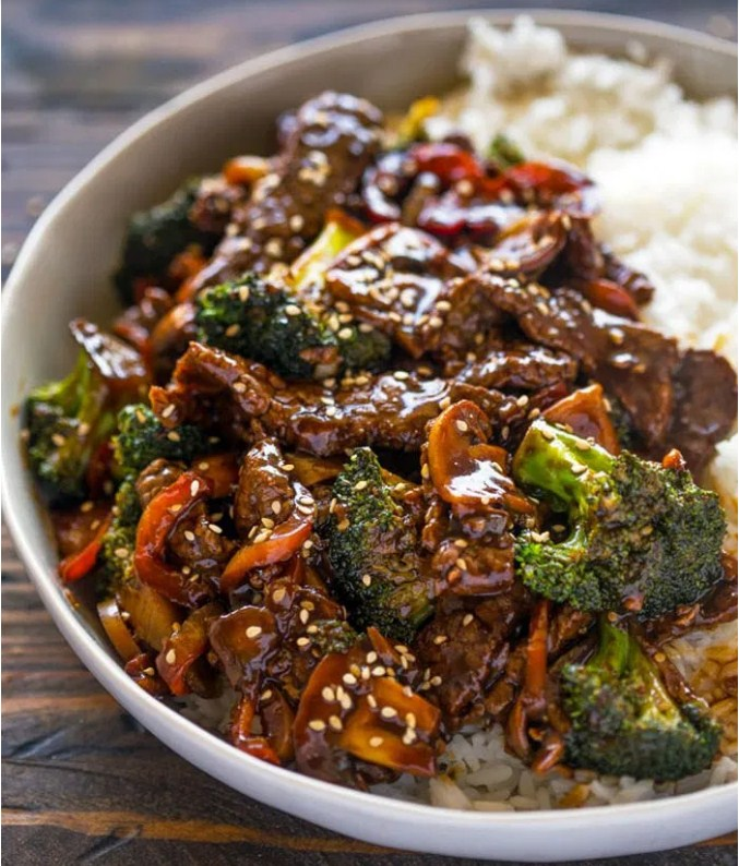 15 Minute Beef and Broccoli Stir Fry