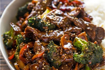 Recipe: 15 Minute Beef and Broccoli Stir Fry