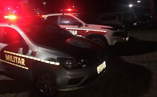 Policiais do 4° BPM prendem ex-presidiário suspeito de invadir residência em Guarabira e agredir mulheres e idoso