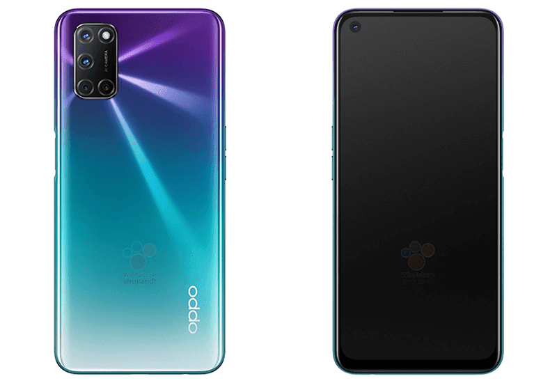 OPPO A72 with SD665 and 48MP quad-cam now official