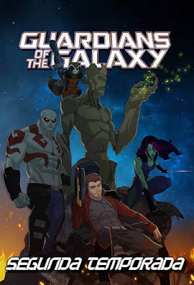 Marvel's Guardians of the Galaxy (TV Series) S02 Custom HD Latino 2DVD
