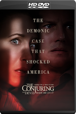 The Conjuring: The Devil Made Me Do It [2021] [DVDR BD] [Latino]