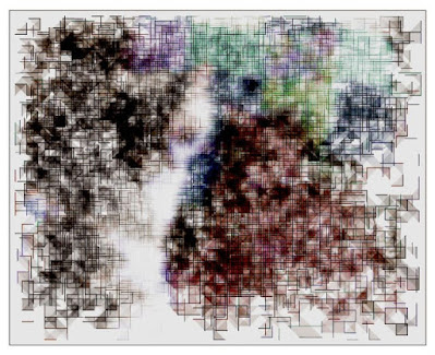 A cat image that was created with the code of this article.