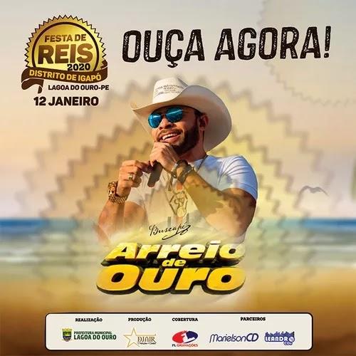Arreio de Ouro - Festa de Reis - Igapó - Lagoa do Ouro - PE - Janeiro - 2020
