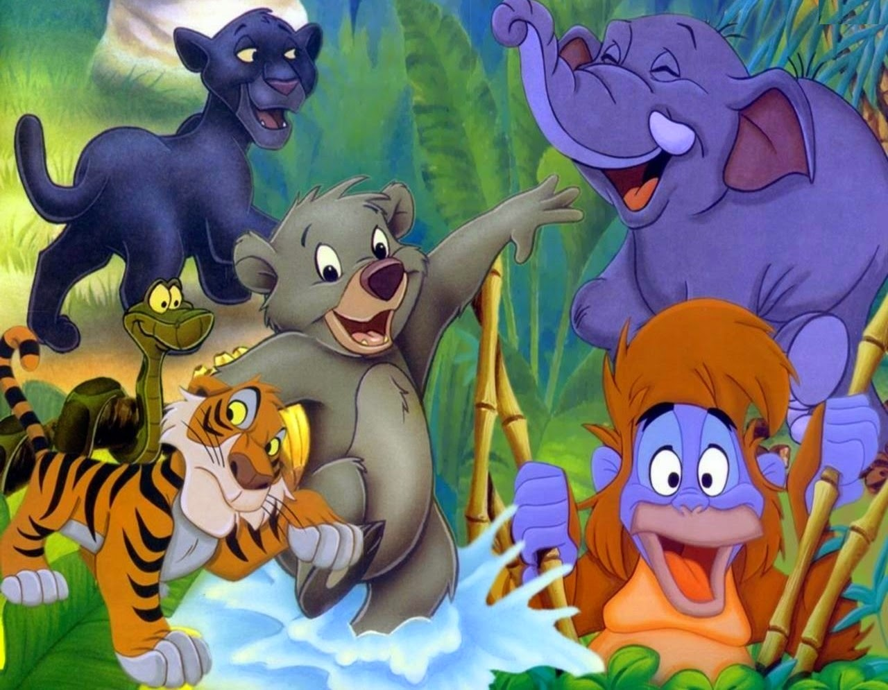 Jungle-book-widescreen-high-definition-wallpaper-download-cartoon-images-free