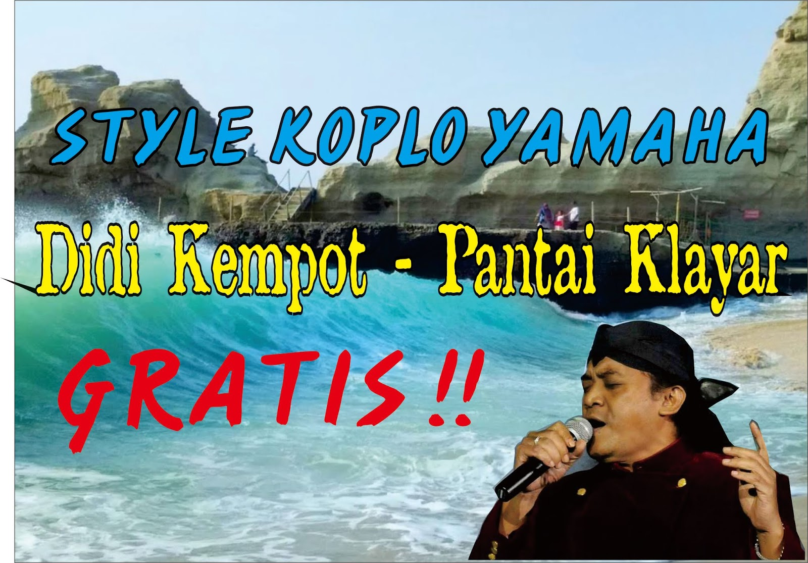 Style Koplo Yamaha Gratis Didi Kempot Pantai Klayar Update Omyus