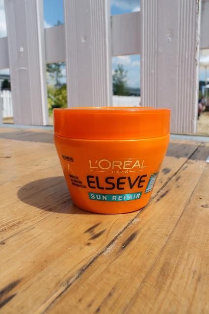 Masque au Sérum Réparateur Sun Repair - L'Oréal