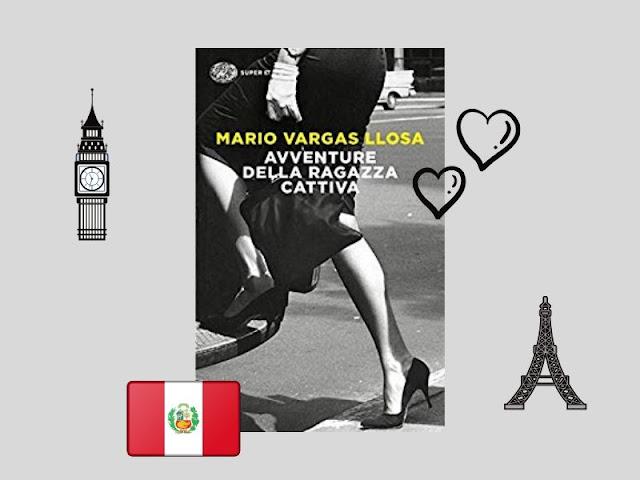 Avventure della ragazza cattiva di Vargas Llosa