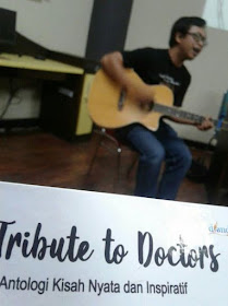 Buku A Tribute to Doctors