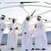 The world's first flying taxi in Dubai