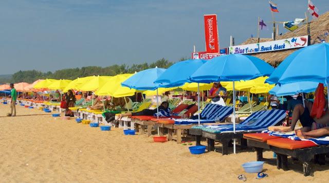 Calangute-Goa