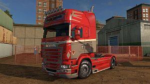 Andersen skin for Scania RJL