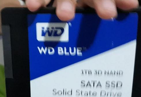 penyimpanan SSD