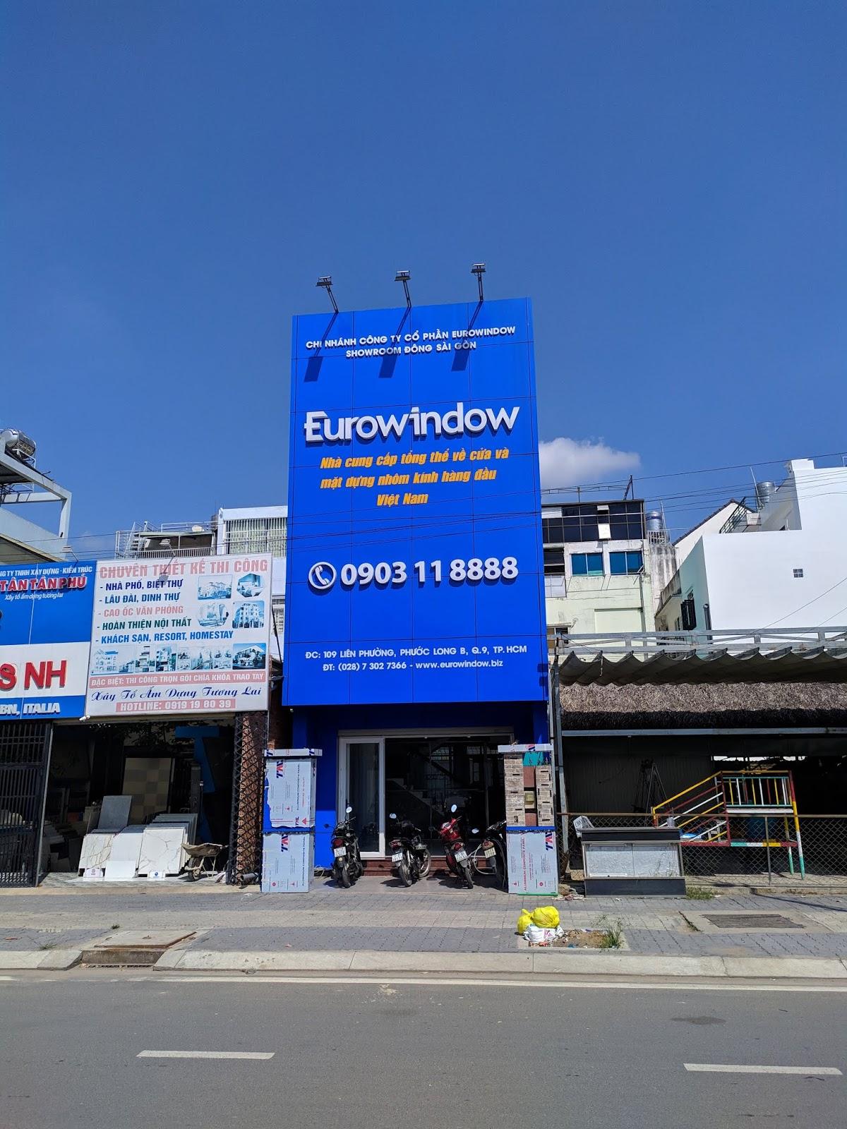 Eurowindow Mạc Đĩnh Chi