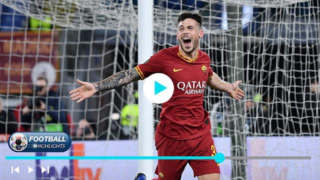 Roma vs Gent – Highlights
