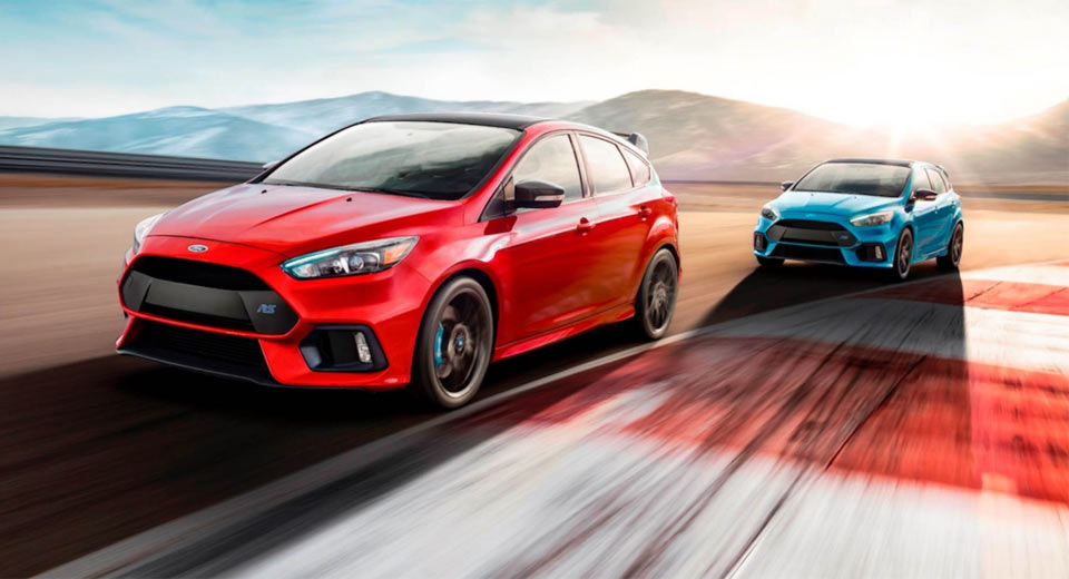 Ford Focus RS gets faster with a Limited Edition going away present
