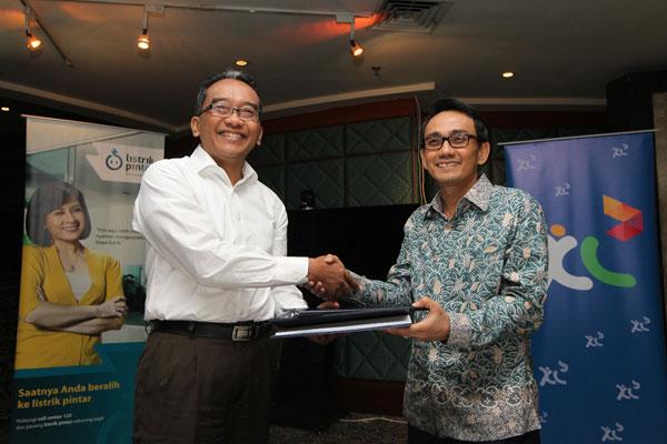 XL Hadirkan Layanan Meter Listrik Pintar Dua Arah di Indonesia