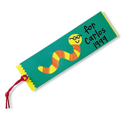 Bookmark Gift Tag