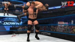 WWE 12 For Windows