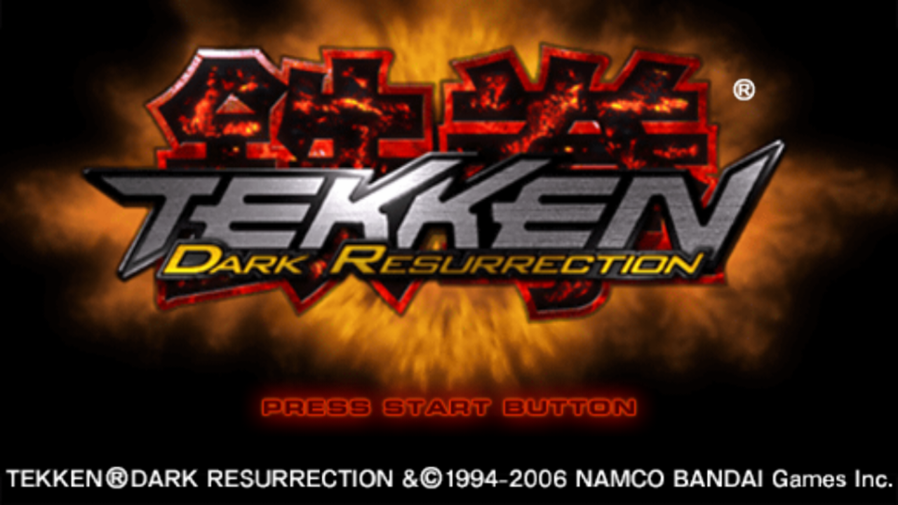 Tekken Dark Resurrection PSP ISO Free Download& PPSSPP ...