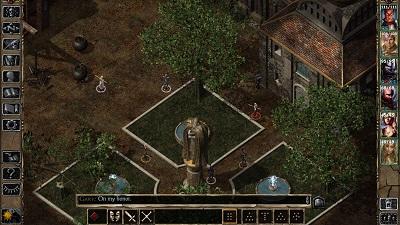 Baldur's Gate II: Enhanced Edition Gameplay