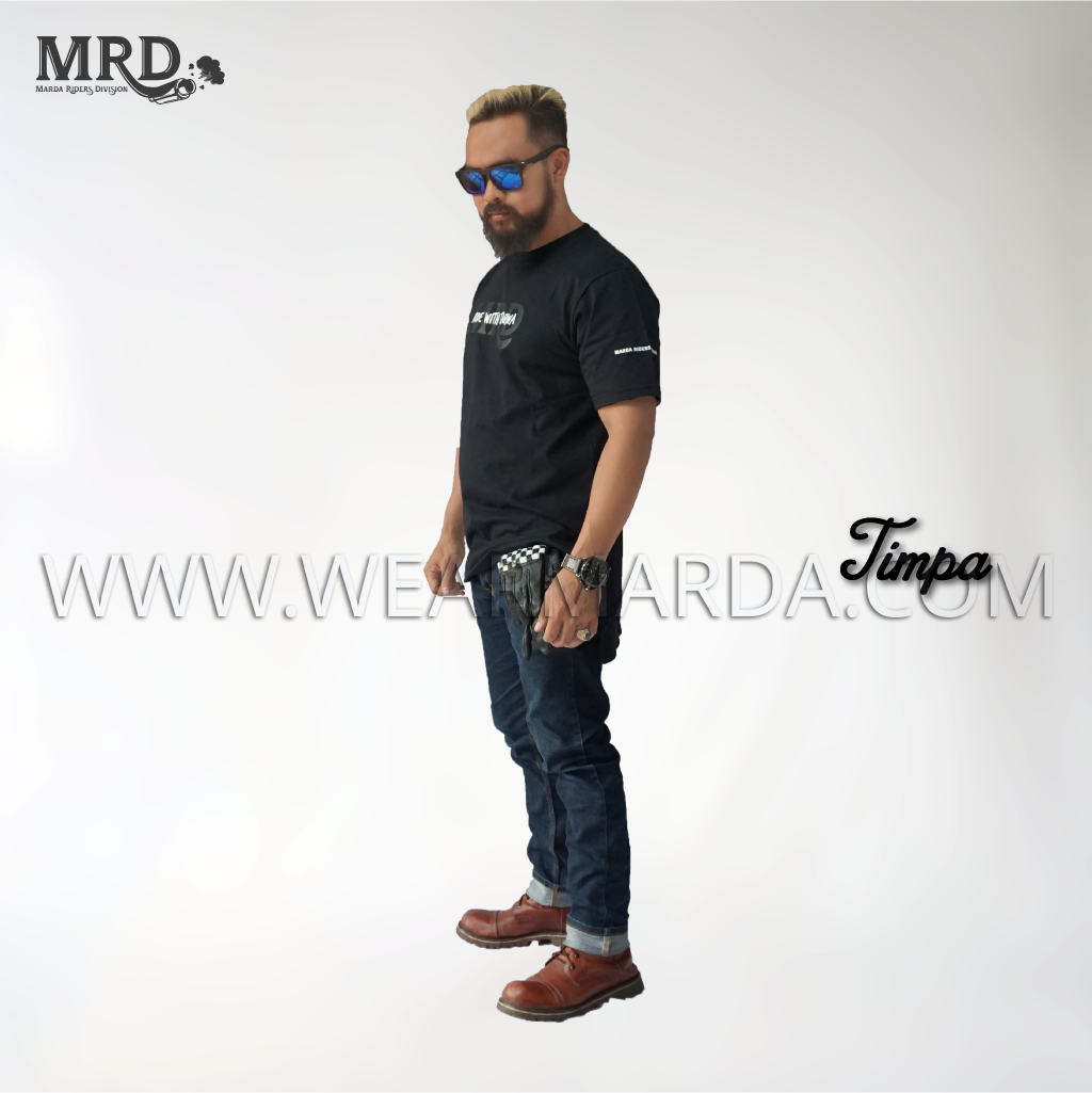 GAMIS KAOS MOTOR MRD - TIMPA