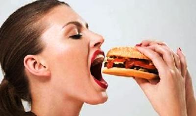 Hobi Makanan Tidak Sehat, Bagaimana Mengatasinya ??