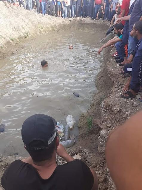 وفاة طفلين غرق طفلين عين مليلة الجزائر العاصمة