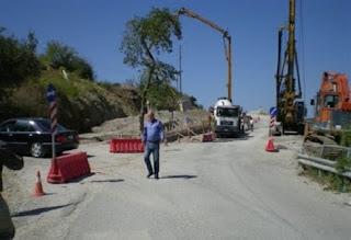 3,4 εκ. ευρώ για τον δρόμο Διάσελλα-Μπαρακίτικα-Πλατιάνα