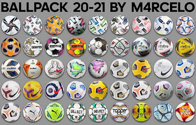 New Ballpack Season 2020/2021
