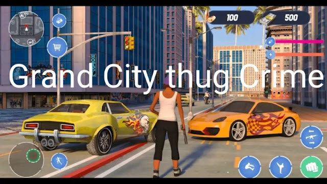 games like gta 5 for android offline