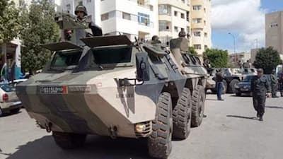 المغرب يحتل المركز العاشر لأقوى جيوش العالم على مستوى اقتناء الدبابات و المدرعات القتالية.