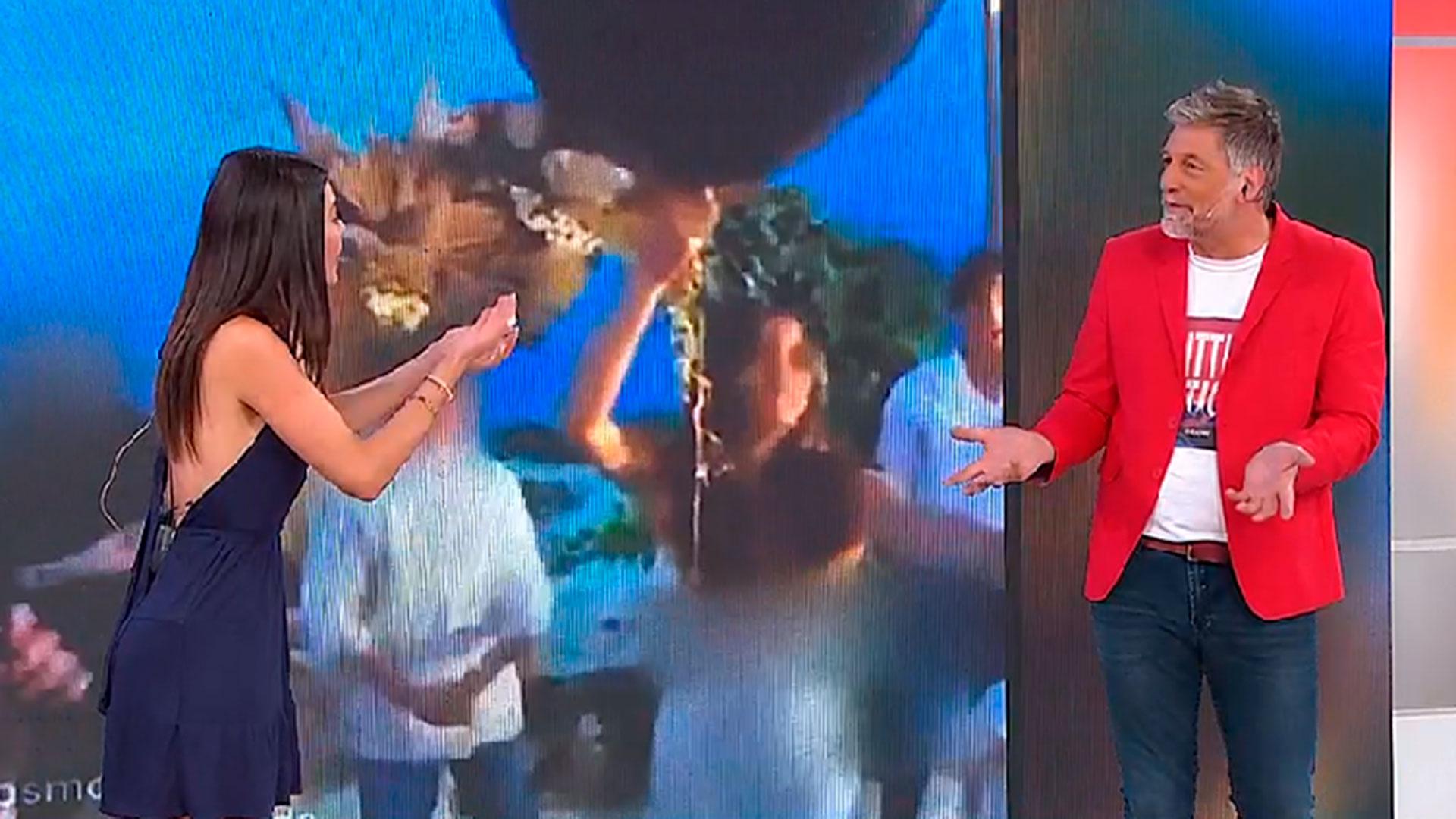 "Escandaloso audio de Horacio Cabak contra Jujuy Jiménez: ""Ahora la vas a empezar a pasar mal conmigo"""