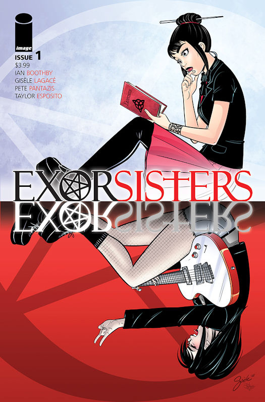 The Qwillery: Exorsisters Sneak Preview