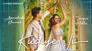 KUDIYE NI LYRICS – Aparshakti Khurana