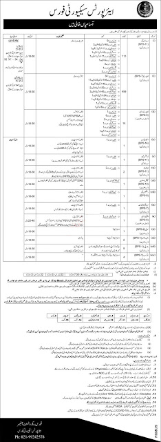 Airport Security Force Jobs
