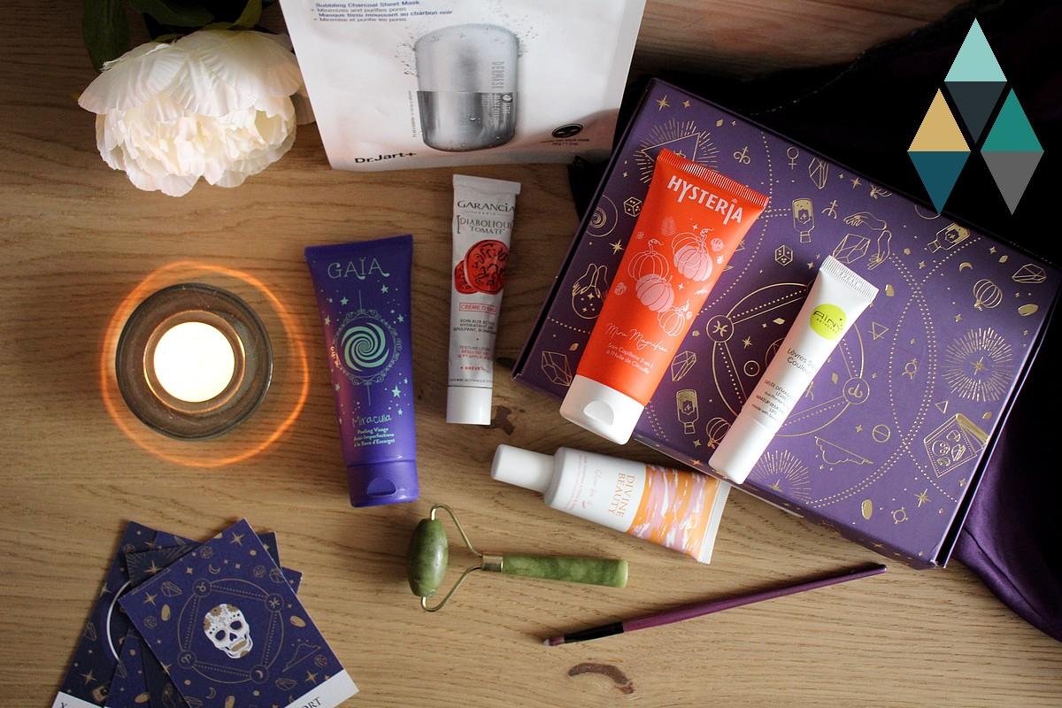 revue beauté beautifulbox box beauté Aufeminin
