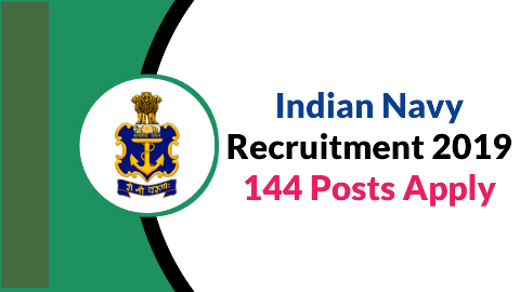 Indian Navy Recruitment- Apply Online for 144 Officer Vacancy/2019/12/Indian-Navy-Recruitment-Apply-Online-for-144-Officer-Vacancy-www-joinindiannavy.gov.in.html