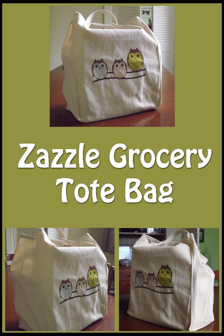 Custom Grocery Tote Bags