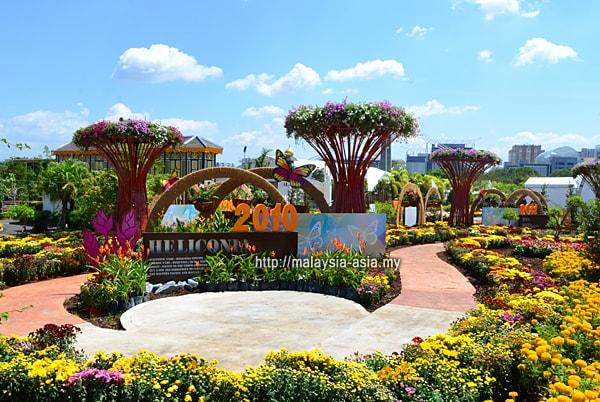 A Complete Guide To Royal Floria Putrajaya Malaysia Travel Food Lifestyle Blog - Pesta Flora, Photos From Fakhrul Fractal Xzaxx On Myspace