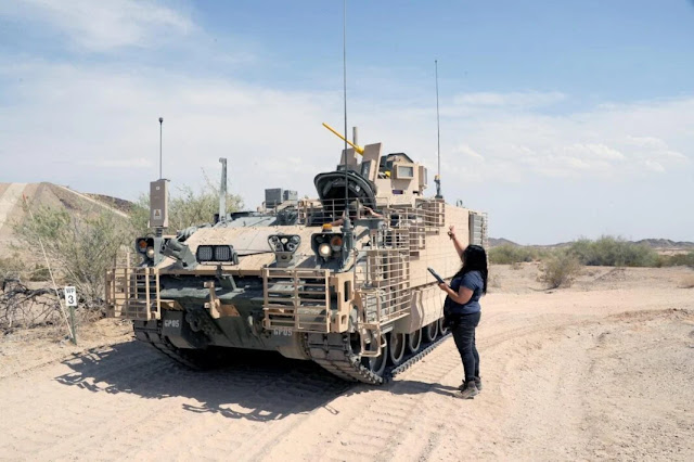 Bae systems Armored Multi-Purpose Vehicle