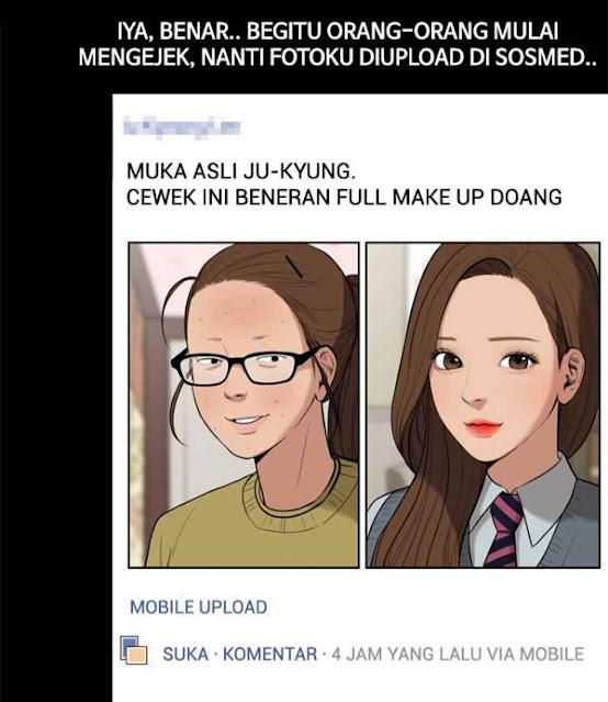 Jukyung True Beauty Webtoon