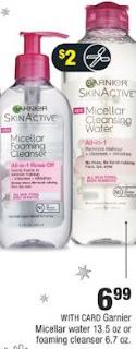 Garnier SkinActive Cleansing Towelettes