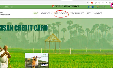 kisan credit card (kcc)