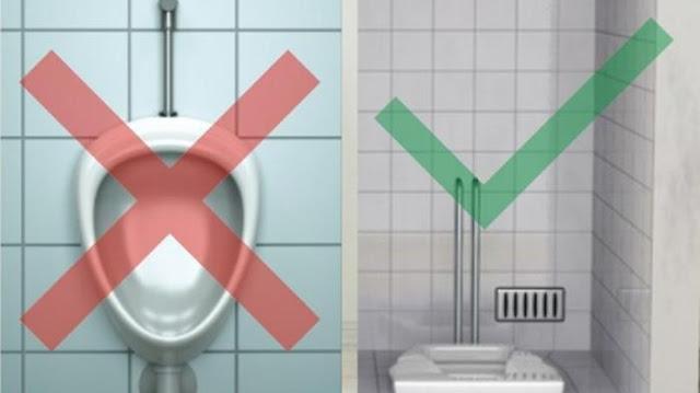 Image result for Melarang Kencing Bendiri. Sangat Bahaya Kesan Kepada Lelaki.